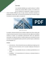 Aceros Estructurales