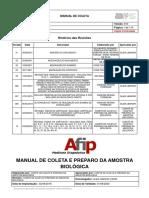 Mlafm004 - Manual de Coleta Ver. 010 2019