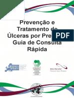 Prevenção e Tratamento de Úlceras por pressão Guia de consulta rápida