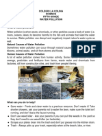 5thWATER POLLUTION (1)