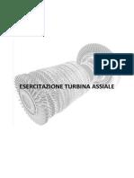 Esercitazione Progettazione Turbina