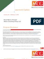 2017 ERM Framework Update