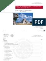 Proyecto Ejecutivo Integral 2018 (Modernización Catastral y Registral) - Yucatán (SEDATU)