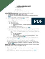 fafsa cheat sheet 2020-2021  1