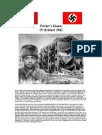 Pavlov's House scenario booklet