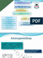 aminopenicilinas