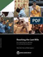 WBG (2019) - Reaching the Last Mile.pdf