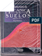 fundamentos de Mecánica de Suelos by Roy Whitlow
