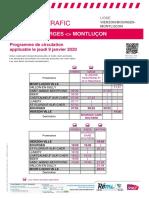 Vierzon_bourges-montluçon Du 09-01-2020