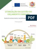 POAPMC - Otimização da Gestão do Orçamento Familiar