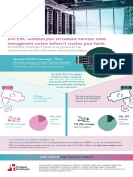 Dell EMC validates your virtualized Genetec video management system before it reaches your hands - Infographic