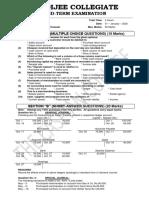 XI-(Commerce) Accounting