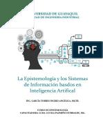 La Epistemología y los Sistemas de Información basdos en Inteligencia Artifical