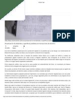 Actualización de Deslindes y Supercies Prediales en Inscripciones de Dominio