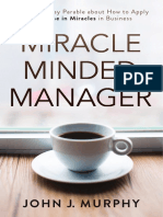 Miracle Minded Manager Excerpt
