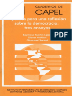 APUNTES PARA UNA REFLEXIÓN SOBRE LA DEMOCRACIA - CAPEL.pdf