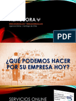 Agencia NenoBora - Presentación en Español