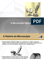 Microscópio ótico composto