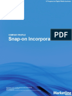 Snap On Incorporated