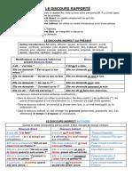 LE DISCOURS RAPPORTÉ présent et passé.pdf