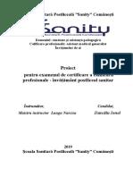 PROIECT INGRIJREA PACIENTULUI CU FRACTURA DE FEMUR 1.docx