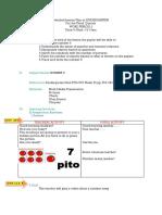Detailed Lesson Plan in KINDERGARTEN 3rd Quarter