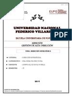 MAPA CONCEPTUAL DIRECCIÓN ESTRATEGICA.docx