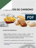 TEMA Nº 4 HIDRATOS DE CARBONO