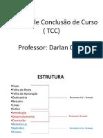 Aula TCC - Professor Darla Carlos - NORMAS ABNT