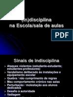 In)disciplina