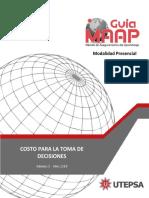 Guia Maap CST-430 Costos para la toma de decisiones APROBADA