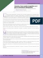 DERMATOSIS DE ORIGEN INFLAMATORIA POR LUPUS IHIBIDORES DECALCINEURINA