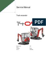 Service Manual - Wacker Neuson 1404