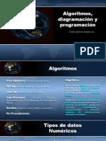 Algoritmos y diagramación