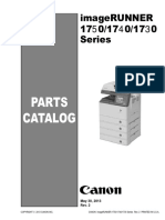 PARTS GUIDE imageRUNNER_1750_1740_1730_Series_PC_rev2_053113