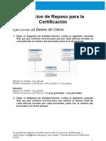 Práctica para Certificación con soluciones