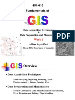 Fundamental of Gis