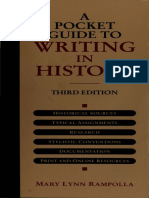 Mary Lynn Rampolla - A Pocket Guide to Writing in History-Bedford Books (2001).pdf
