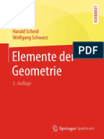 Harald Scheid, Wolfgang Schwarz (auth.) - Elemente der Geometrie-Springer Spektrum (2017)