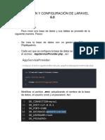 Instalacion-Y-Configuracion-Laravel