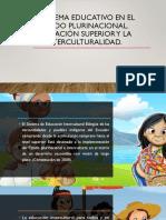 EL SISTEMA EDUCATIVO EN EL ESTADO PLURINACIONAL.pptx