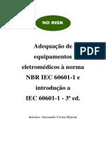 APOSTILA ADEQUAÇÃO À NBR IEC 60601-1