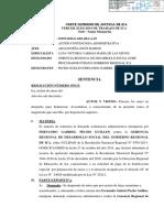 SENTENCIA ICA - BONIFICACION POR PREPARACION DE CLASES
