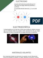 ELECTRICIDAD introduccion