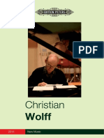 Christian Wolff - Work List