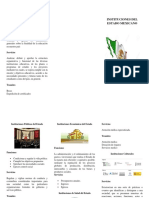 INSTITUCIONES DEL ESTADO MEXICANO