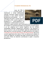 Costituzione Francese del 1791