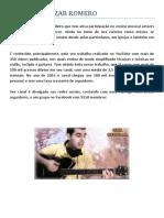 Apostila Iniciante -  VIOLAO GOSPEL Romero