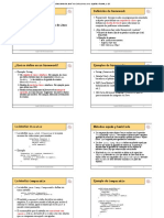 """03) Gallardo López, D. (2007). """"El framework de colecciones de Java"""" en Colecciones Java. España Alcante, pp. 1-25"""