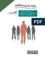 HR Guide Jan 08